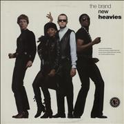 Click here for more info about 'The Brand New Heavies - The Brand New Heavies - 2nd'