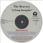 Click here for more info about 'The Bravery - 5-Song Sampler'