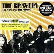 Click here for more info about 'The Bravery - The Sun And The Moon - Best Buy Gold/Yellow Artwork'