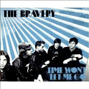 Click here for more info about 'The Bravery - Time Won't Let Me Go'