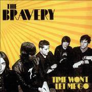 Click here for more info about 'The Bravery - Time Wont Let Me Go'