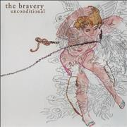 Click here for more info about 'The Bravery - Unconditional - 3xCD Singles & 1xCD-R Acetate'