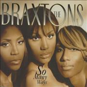 Click here for more info about 'The Braxtons - So Many Ways'