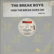 Click here for more info about 'The Break Boys - And The Break Goes On'