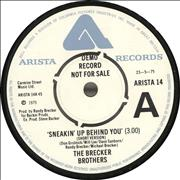 Click here for more info about 'The Brecker Brothers - Sneakin' Up Behind You - Promo'