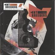 Click here for more info about 'The Breeders - All Nerve - Orange Vinyl + Sealed'