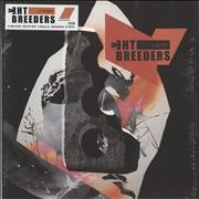 Click here for more info about 'The Breeders - All Nerve - Orange Vinyl + Ticket Stub, Running Times & Set List'