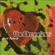 Click here for more info about 'The Breeders - Last Splash'
