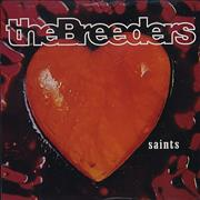 Click here for more info about 'The Breeders - Saints'