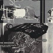 Click here for more info about 'The Breeders - Title TK Sampler'