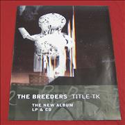 Click here for more info about 'The Breeders - Title TK'