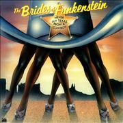The Brides Of Funkenstein Never Buy Texas From A Cowboy USA vinyl LP