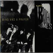 Click here for more info about 'The Broken Homes - Wing And A Prayer'