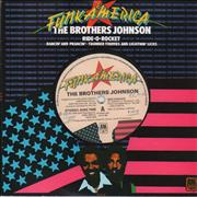 Click here for more info about 'The Brothers Johnson - Ride-O-Rocket - A Label'