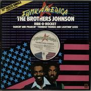 Click here for more info about 'The Brothers Johnson - Ride-O-Rocket'