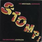 Click here for more info about 'The Brothers Johnson - Stomp - P/S'