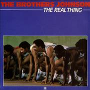 Click here for more info about 'The Brothers Johnson - The Real Thing'