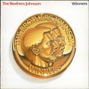 Click here for more info about 'The Brothers Johnson - Winners'