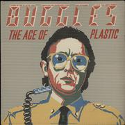 Click here for more info about 'The Buggles - The Age Of Plastic - Factory Sample'