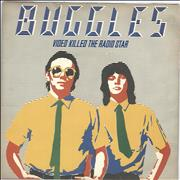 Click here for more info about 'The Buggles - Video Killed The Radio Star + Sleeve'