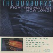 Click here for more info about 'The Bunburys - Fight [No Mattrer How Long] - Sealed'