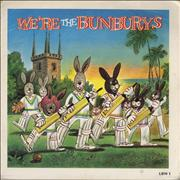 Click here for more info about 'The Bunburys - We're The Bunburys - EX'