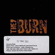 Click here for more info about 'The Burn - Drunken Fool'