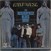 Click here for more info about 'The Butterfield Blues Band - East-West - 1st - VG/EX'