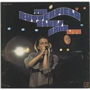 The Butterfield Blues Band Live UK 2-LP vinyl set
