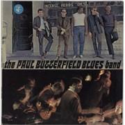 The Butterfield Blues Band The Paul Butterfield Blue Band - 1st - VG/EX USA vinyl LP