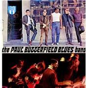 The Butterfield Blues Band The Paul Butterfield Blues Band UK vinyl LP