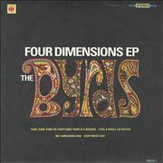 Click here for more info about 'The Byrds - Four Dimensions E.P.'