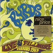 Click here for more info about 'The Byrds - Live At The Fillmore - February 1969'