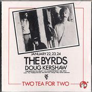 Click here for more info about 'The Byrds - Two Tea For Two'