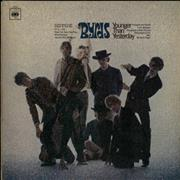 Click here for more info about 'The Byrds - Younger Than Yesterday - 1st Mono - VG'