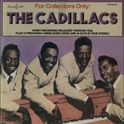 Click here for more info about 'The Cadillacs - For Collectors Only'