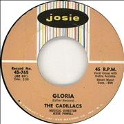 Click here for more info about 'The Cadillacs - Gloria'