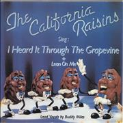 Click here for more info about 'The California Raisins - I Heard It Through The Grapevine'