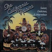 Click here for more info about 'The California Raisins - Sweet, Delicious & Marvelous'
