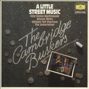 Click here for more info about 'The Cambridge Buskers - A Little Street Music'
