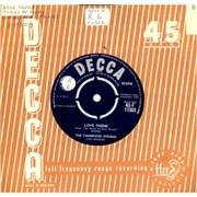 "The Cambridge Strings Love Theme UK 7"" vinyl"