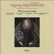 Click here for more info about 'The Camerata Of London - English Ayres And Duets'