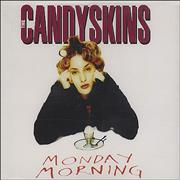 Click here for more info about 'The Candyskins - Monday Morning'