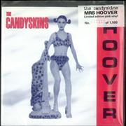 Click here for more info about 'The Candyskins - Mrs Hoover - Pink Vinyl'