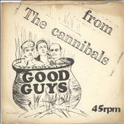 Click here for more info about 'The Cannibals - Nothing Takes The Place Of You - Misprint - Black & White Sleeve'