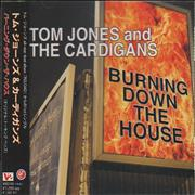 Click here for more info about 'The Cardigans - Burning Down The House'
