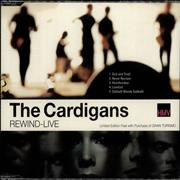 Click here for more info about 'The Cardigans - Rewind-live'