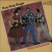 Click here for more info about 'The Carlisles - Busy Body Boogie'