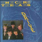 Click here for more info about 'The Cars - Drive - P/S - Solid'