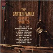 Click here for more info about 'The Carter Family - Country Favorites'